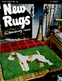 New Rugs For Every Room - Adobe .pdf Format | eBooks | Arts and Crafts