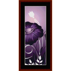 Fractal 345 Bookmark cross stitch pattern by Cross Stitch Collectibles | Crafting | Cross-Stitch | Other