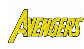 The Avengers - Embroidery Design | Crafting | Sewing | Other