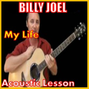 Learn to play My Life by Billy Joel | Movies and Videos | Educational