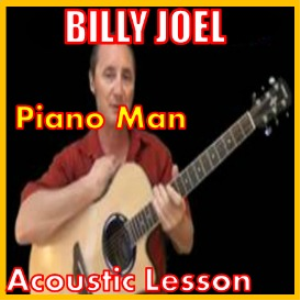 Learn to play Piano Man by Billy Joel | Movies and Videos | Educational
