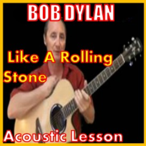 Learn to play Like A Rolling Stone by Bob Dylan | Movies and Videos | Educational