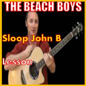 Learn to play Sloop John B By The Beach Boys | Movies and Videos | Educational
