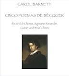 Cinco Poemas de Becquer (PDF) | Music | Classical