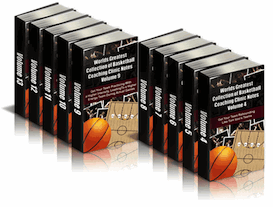 worlds greatest collection of basketball coaching notes - volumes 4-13