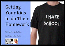 Getting Your Kids to do Their Homewaok | eBooks | Education