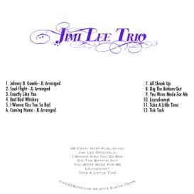 jimi lee trio cd