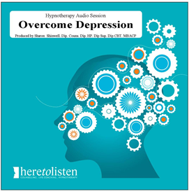 Overcome Depression Programme-Download | Audio Books | Health and Well Being