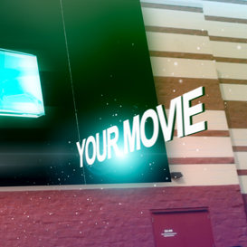 The Movie Screen | Software | Software Templates