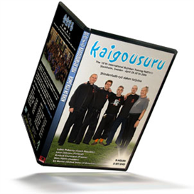 Arnaud Cousergue from the Kaigousuru Taikai 2006 | Movies and Videos | Special Interest