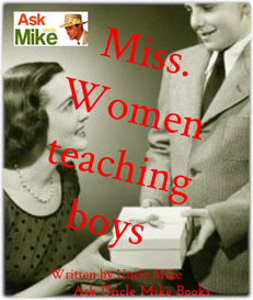 Miss! Women Teaching Boys | eBooks | Education