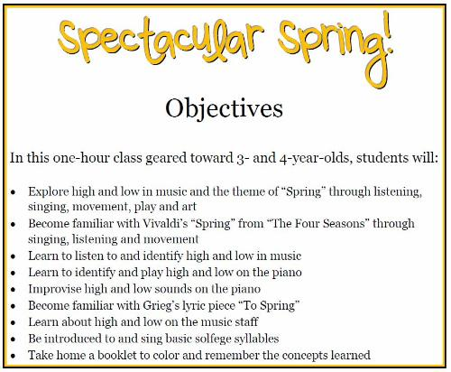 preschool lesson plans for spring second additional product image for spectacular 496