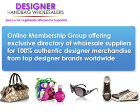Designer Wholesale Suppliers Directory