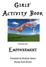 girls empowerment activity book