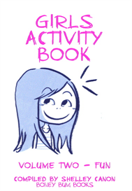 Girls Fun Activity Book | eBooks | Teens