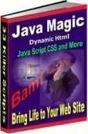 Java Scripts Magic