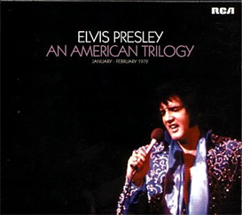 am american triology by elvis arr. for 5441 big band solo satb choir