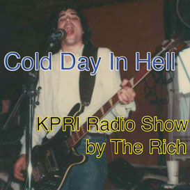 The Rich - Cold Day In Hell 1978 | Music | Rock
