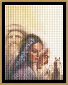 A Wedding Gift - Cross Stitch Pattern | Crafting | Cross-Stitch | Other
