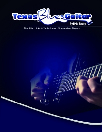 FREE Sample Pack of Texas Blues Guitar by Eric Beaty | eBooks | Music
