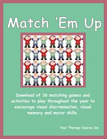 Match Em Up | eBooks | Education