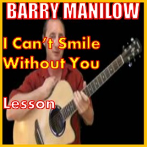 I Cant Smile Without You by Barry Manilow | Crafting | Paper Crafting | Other