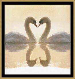 Swan Song - Cross Stitch Pattern | Crafting | Cross-Stitch | Other
