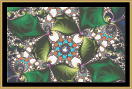 Fractal Series - Limited Edition Cross Stitch Pattern | Crafting | Cross-Stitch | Other