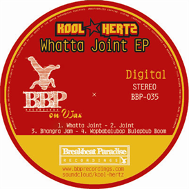 A. Kool Hertz - Whatta Joint | Music | Dance and Techno