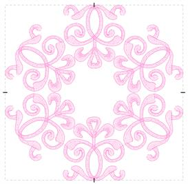 Laura's Frilly Doodles Collection PES | Software | Design