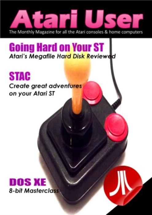 First Additional product image for - Atari User Issue 17 Volume 2