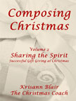 Composing Christmas - Volume 2 - Sharing the Spirit | eBooks | Self Help