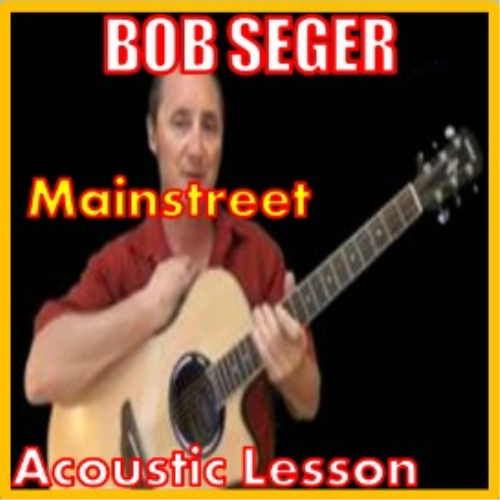 First Additional product image for - Learn to play Mainstreet by Bob Seger