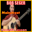 Learn to play Mainstreet by Bob Seger | Movies and Videos | Educational