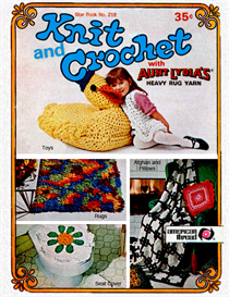 Knit & Crochet with Heavy Rug Yarn - Adobe .pdf Format | eBooks | Arts and Crafts