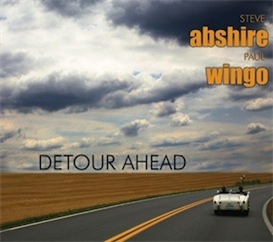 CD-192 Steve Abshire & Paul Wingo Detour Ahead | Music | Jazz