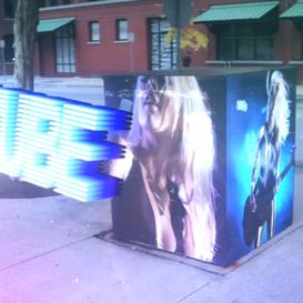 the urban cube