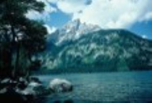 First Additional product image for - Jackson Hole Lake Hi-Res Image