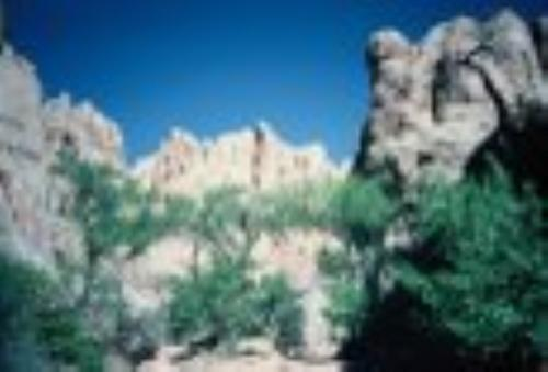 First Additional product image for - White Navajo Towers Hi-Res Image
