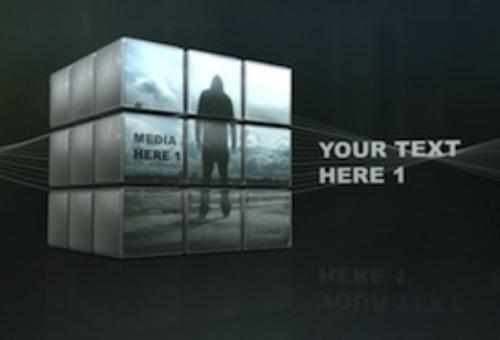 First Additional product image for - Rubics Video Cube