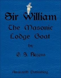 Sir William The Masonic Lodge Goat - epub format | eBooks | Non-Fiction
