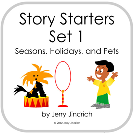 Story Starters Set 1 | Documents and Forms | Other Forms