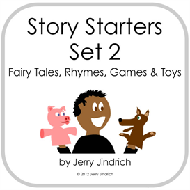 Story Starter Set 2 | Documents and Forms | Other Forms