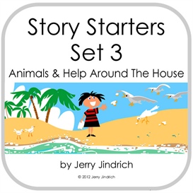 Story Starters Set 3 | Documents and Forms | Other Forms