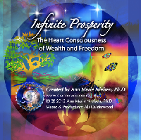 Infinite Prosperity: The Heart Consciousness of Wealth & Freedom | Music | Ambient