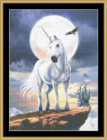 Unicorn | Crafting | Cross-Stitch | Other