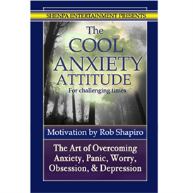 The Cool Anxiety Attitude