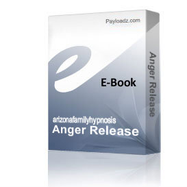 anger release