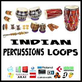 indian india indie percussions loops loop tabla tablas dhol dholak samples