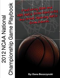 2012 National Championship Playbook | eBooks | Sports